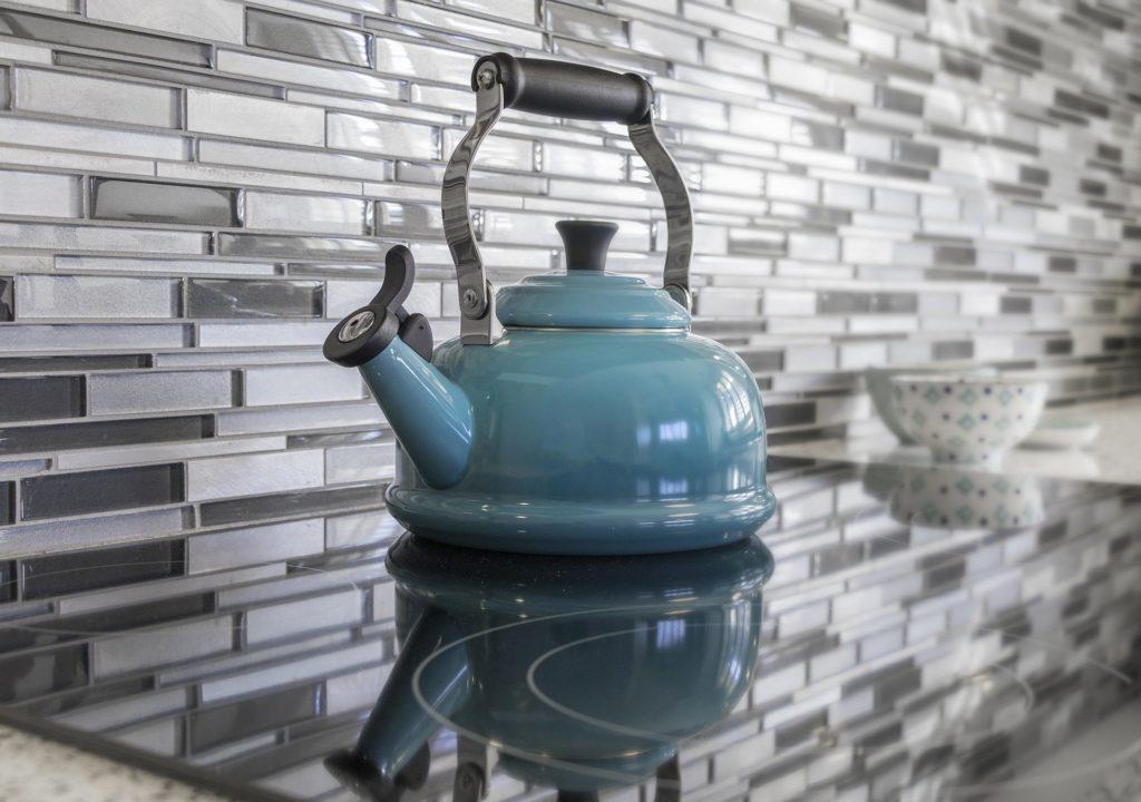 Stromsparender Wasserkocher