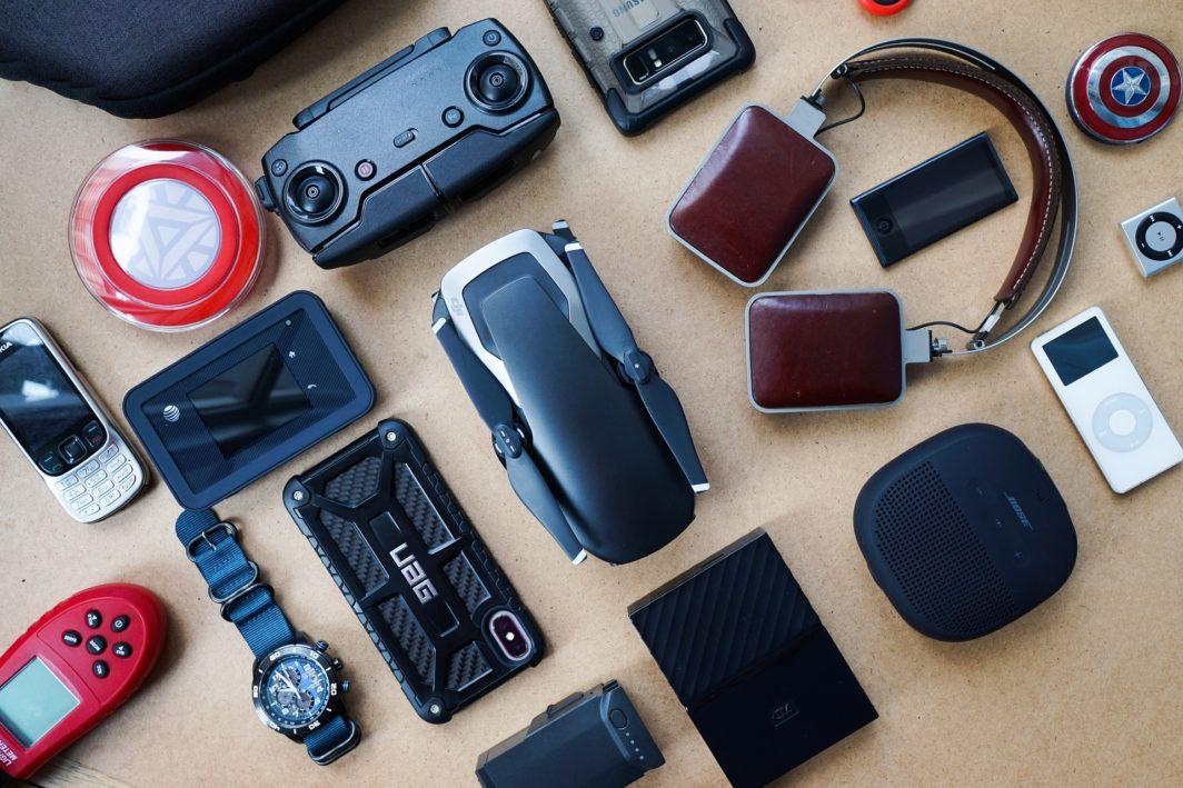 Unnütze Gadgets Sammlung