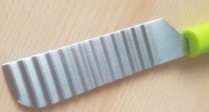 wellenschnittmesser