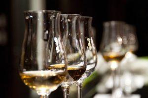 Alkohol 95% in Glaesern