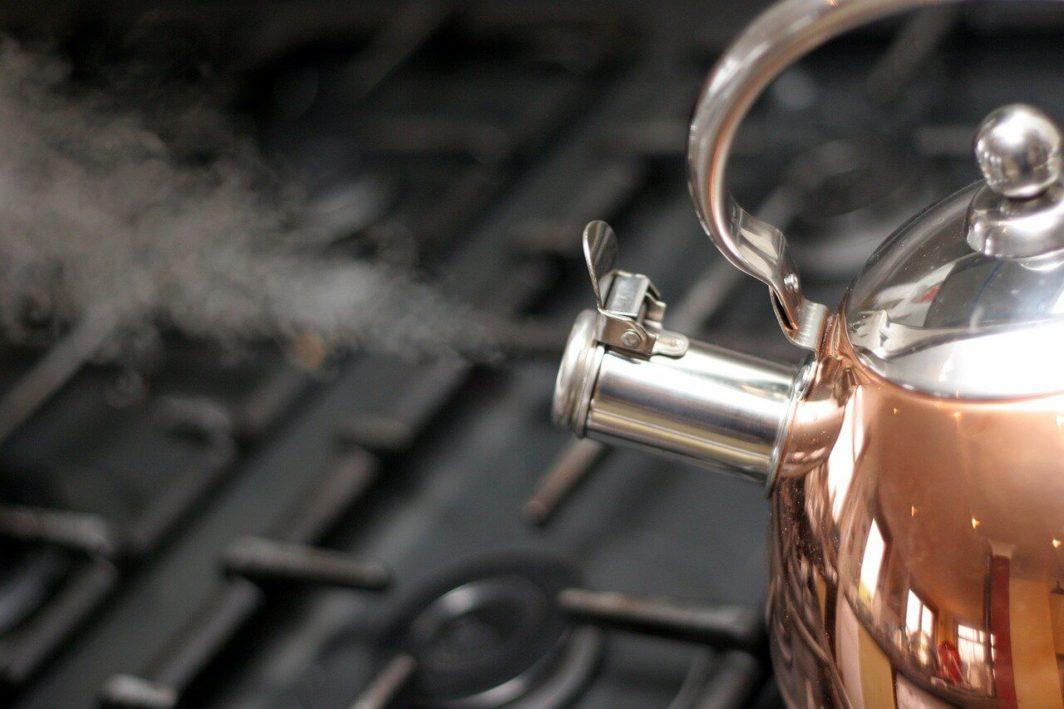 Wasserkocher mit 3000 Watt haben viel Power